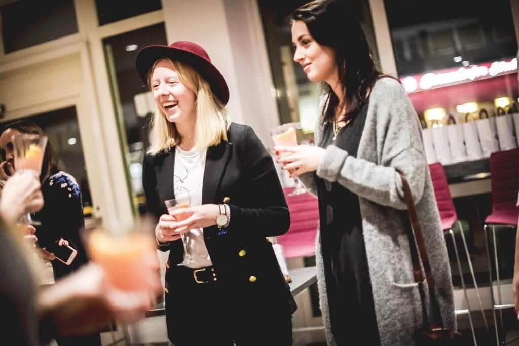 Blogger & Fun Cocktails