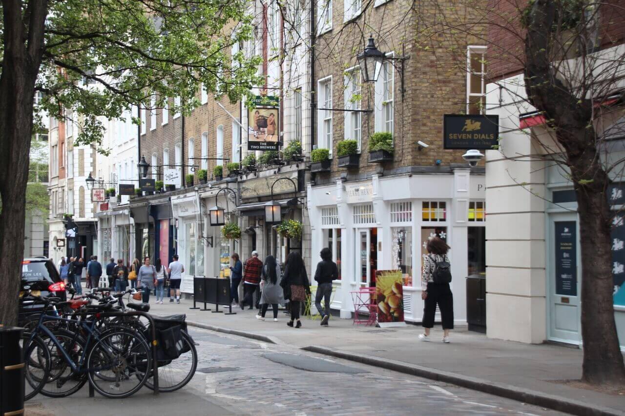 Street London Restaurant