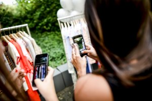 Fotos machen Smartphone Blogging