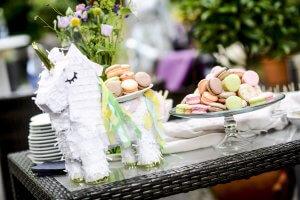 Tisch Essen Sommer