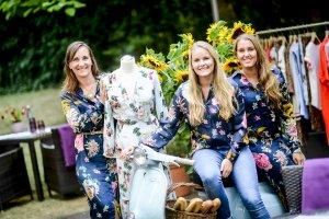 Schneiderinnen Frauen Kleid
