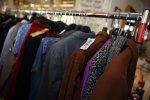 Jacken kleiderstange bloggerflohmarkt