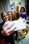 selfie mädels indigo hotel düsseldorf event