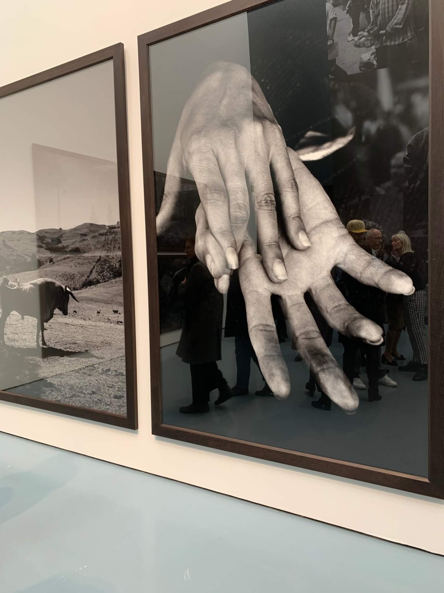 Peter Lindbergh Ausstellung Untold Stories Düsseldorf Hotel Indigo