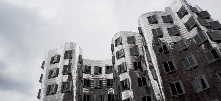 Architektur in Düsseldorf
